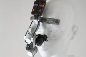 PROMO Caschetto Dr Kim + Galileiano 2,5x + Telecamera + DS3000 in omaggio
