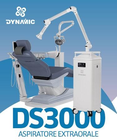 DS3000 Aespiratore Extraorale