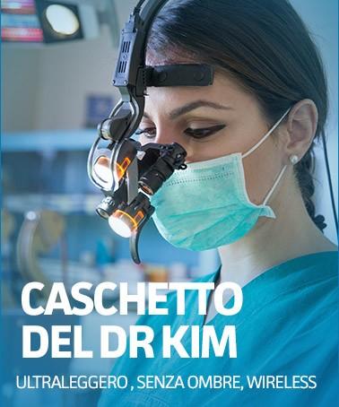 Nuovo Caschetto del Dr Kim