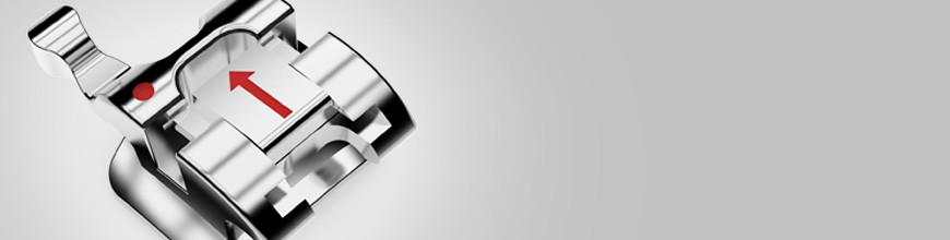 CNC Bracket Self Ligating  sconti del 20%